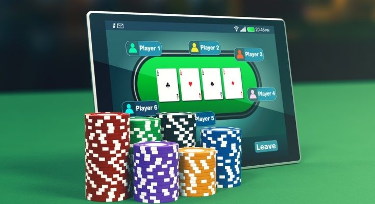 Strategy and the rules of various online casino games